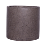 Sticks and Stones Outdoor - Cylinder Pot Natural/Unpainted
