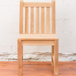 Sticks and Stones Outdoor - Plantation Teak Dining (Armless) Chair