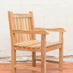 Sticks and Stones Outdoor - Plantation Teak Dining Armchair