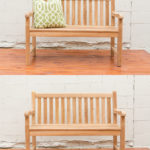 Sticks and Stones Outdoor - Plantation Teak Garden Bench