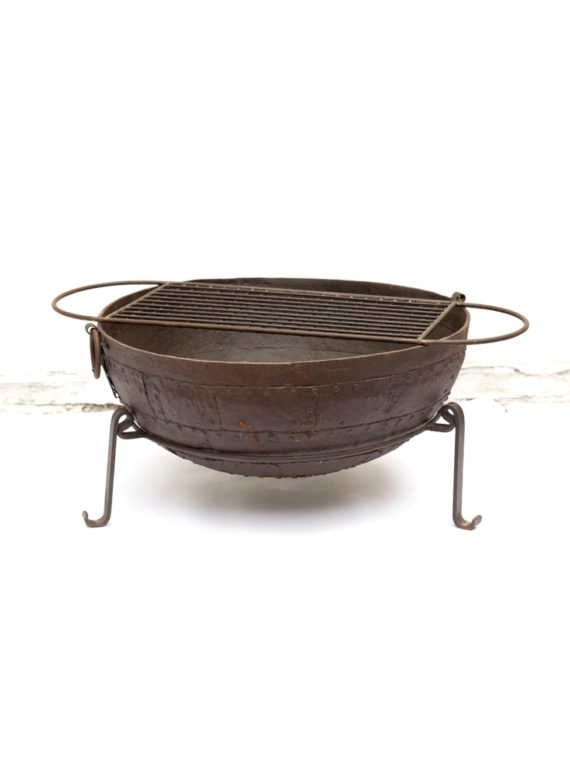 Sticks and Stones Outdoor - Grill for Old Kadai Bowls