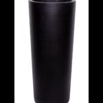 Sticks and Stones Outdoor - Skinny Pot Matte Black