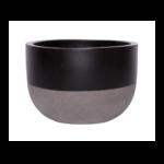 Sticks and Stones Outdoor - Squash Pot Black Top Dip