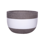 Sticks and Stones Outdoor - Squash Pot White Band