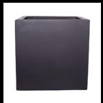 Cube Planter Matte Black